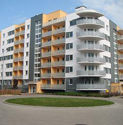 budownictwo mieszkalne wielorodzinne